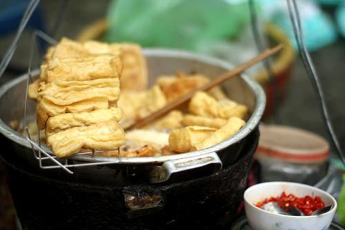 Các quán bún đậu mắm tôm ngon ở Hà Nội