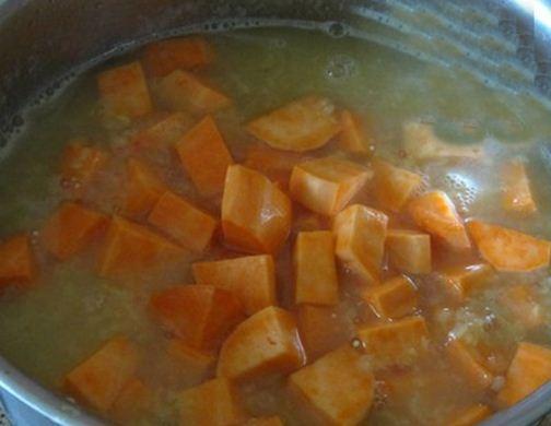 Cách nấu chè khoai tuyệt ngon