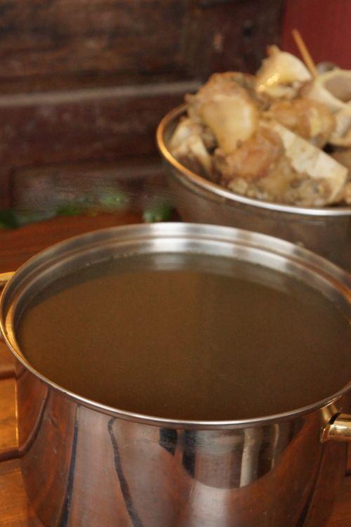 Cách nấu nước dùng cho món phở bò ngon tuyệt