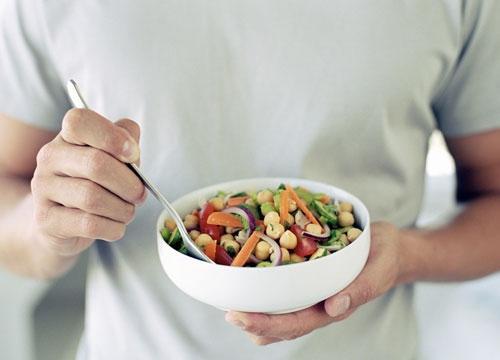 Cân bằng dinh dưỡng cho những người ăn chay