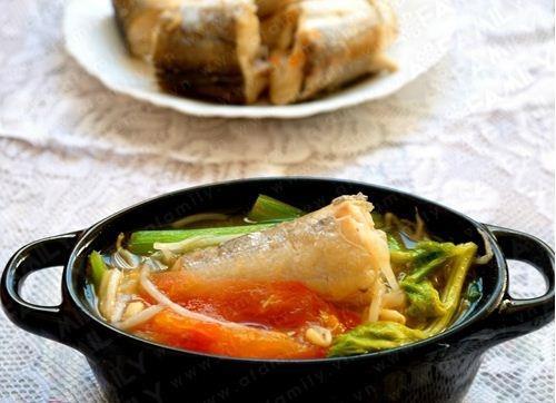 Canh cá nấu chua kiểu miền Nam