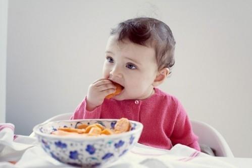 Chất béo với cơ thể trẻ em