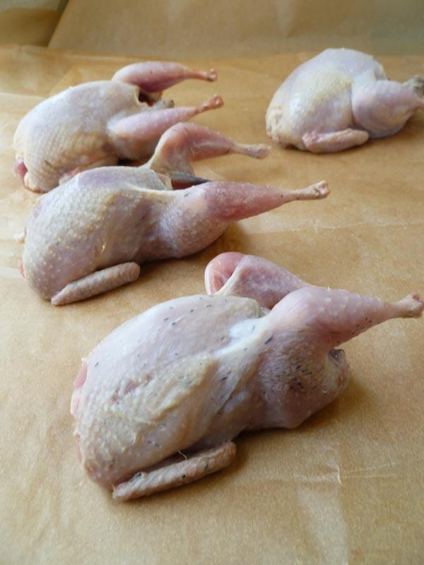 Chim cút nướng cay ngon cuối tuần