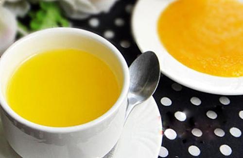 Chua chua thơm thơm món trà quất mật ong