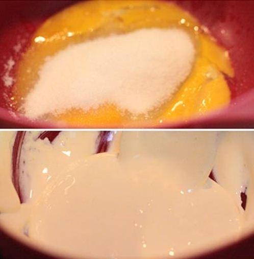 Cocktail trứng sữa cho Giáng sinh ấm áp