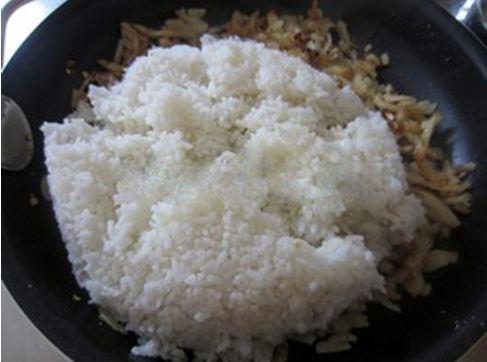 Cơm chiên cá mặn - đặc sản miền Nam