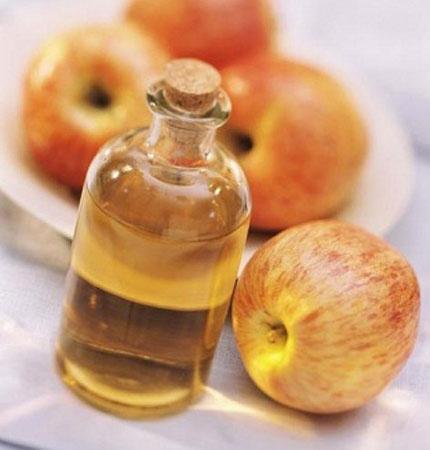 Dấm táo chữa ho, ngăn gió, giảm cân