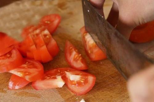 Đậu xốt cà chua - vị ngon giản dị