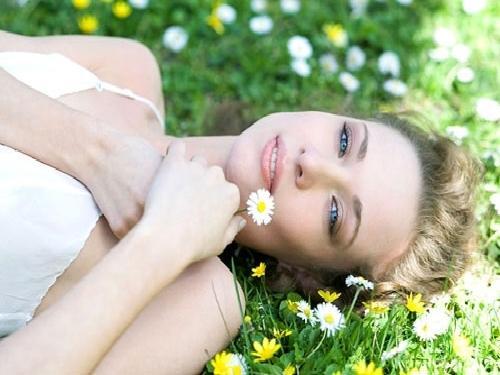 Đẹp da với Blooming