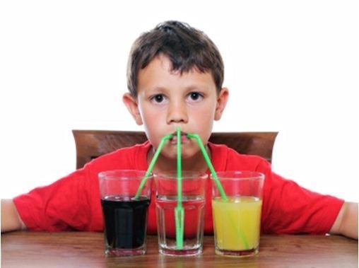 Đồ uống có đường làm tăng hành vi hung hăng ở trẻ