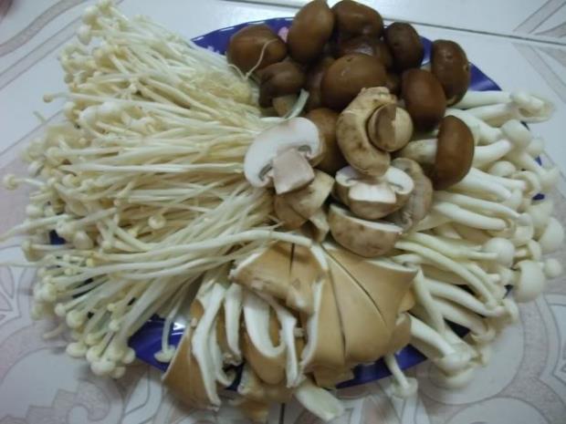 Đôi điều chưa biết về nấm ăn