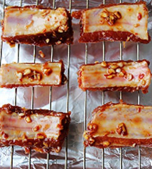 Đơn giản món sườn nướng Hàn Quốc