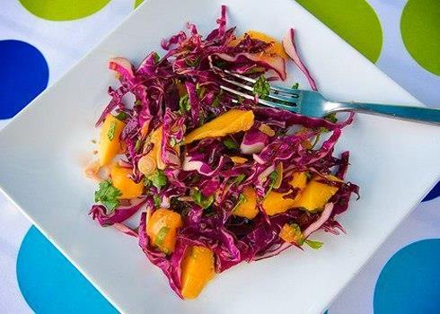 Dùng trái cây đúng cách trong chế biến món ăn