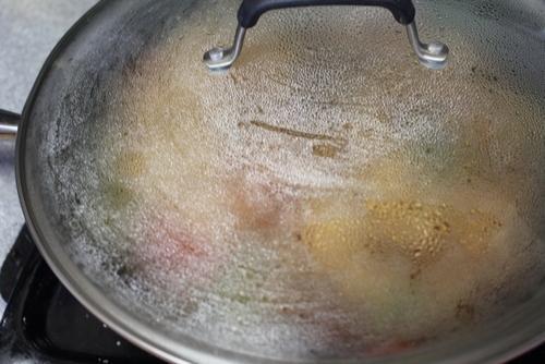 Gà xào rau củ đưa cơm