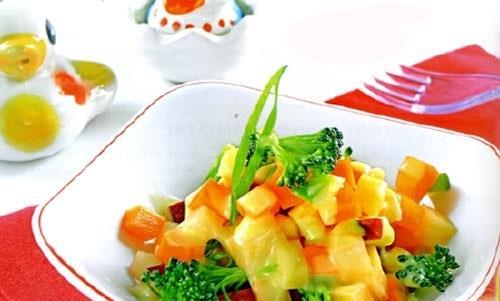 Giá trị dinh dưỡng của các loại rau củ ngâm