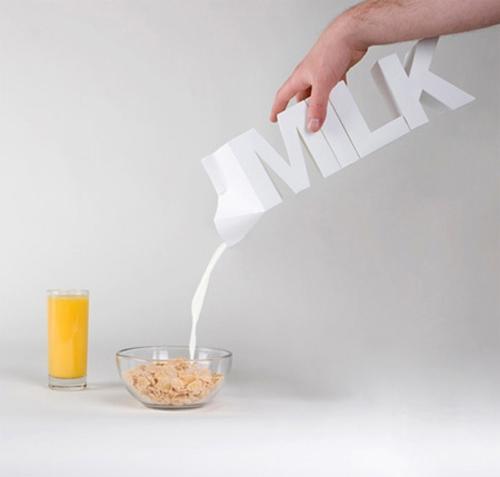 Giảm cân nhờ việc uống một ly sữa mỗi sáng