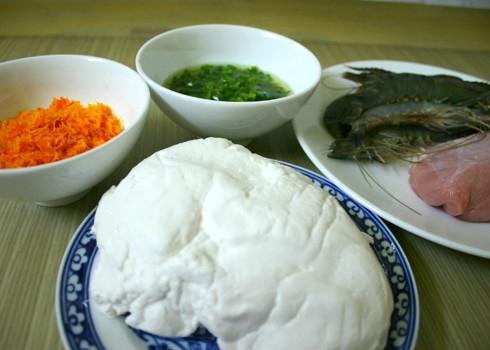Giòn dẻo bánh ít ram xứ Huế