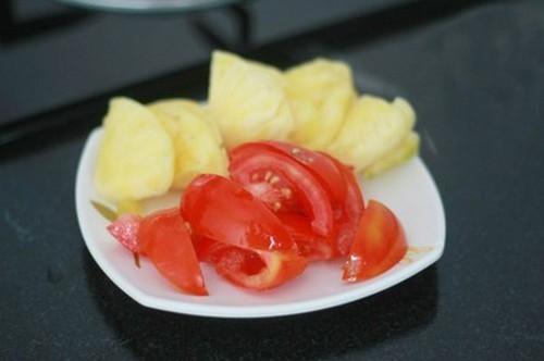 Hàu sữa nấu canh chua ngon bổ cho cả nhà