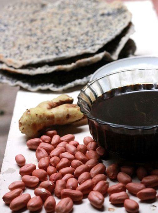 Kẹo lạc bánh đa - quà vặt dân dã từ miền Trung