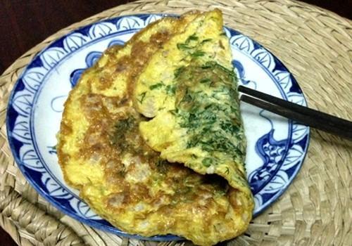 Khéo tay với món trứng chiên ngon miệng