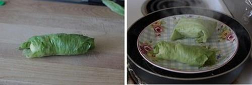 Khoai tây cuốn ngon miệng đẹp mắt