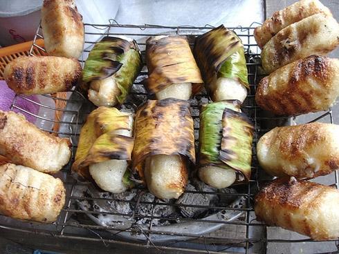 Không thể quên những món ăn vặt từ chuối ở Sài Gòn