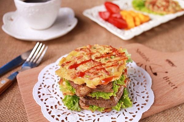 Làm burger bò siêu ngon mà không cần lò nướng!