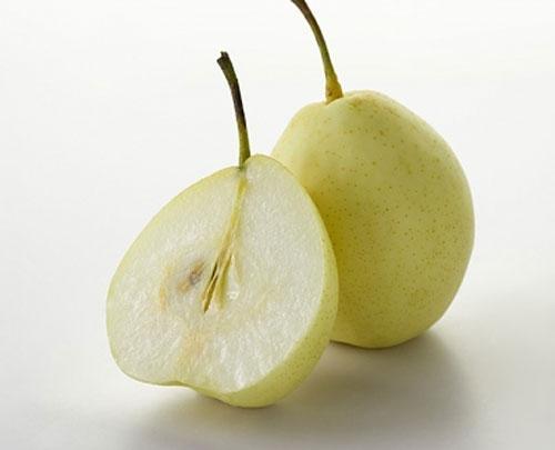 Làm đẹp với táo và lê