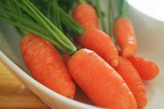 Lợi ích của cà rốt đối với sức khỏe