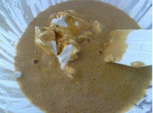 Mát lạnh hấp dẫn món bánh flan vị cà phê