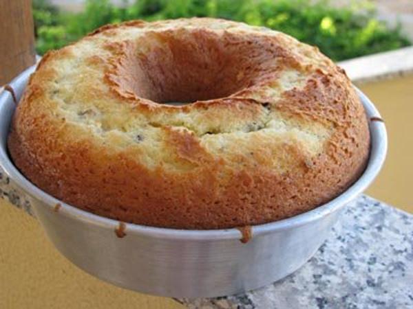 Mềm xốp món bánh bông lan bơ sữa