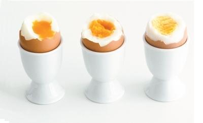 Mẹo luộc trứng thật ngon