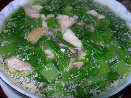 Món ăn bài thuốc từ cá rô