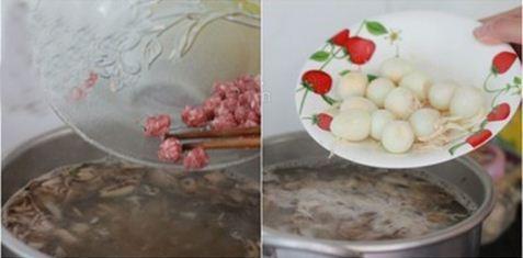 Món ngon cho bé: Súp cua trứng cút