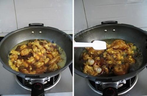 Móng giò hầm ngũ vị