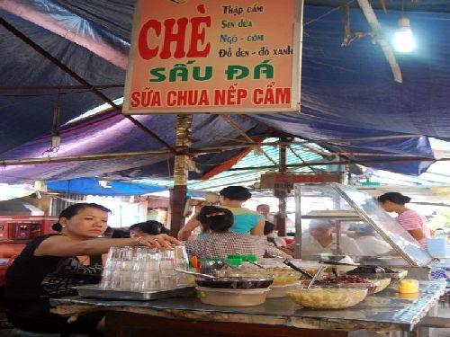 Mùa thu Hà Nội - Lang thang tìm mua các món cốm