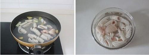 Mực xào tỏi ớt đậm đà ngon cơm