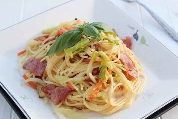 Mỳ Ý siêu tốc