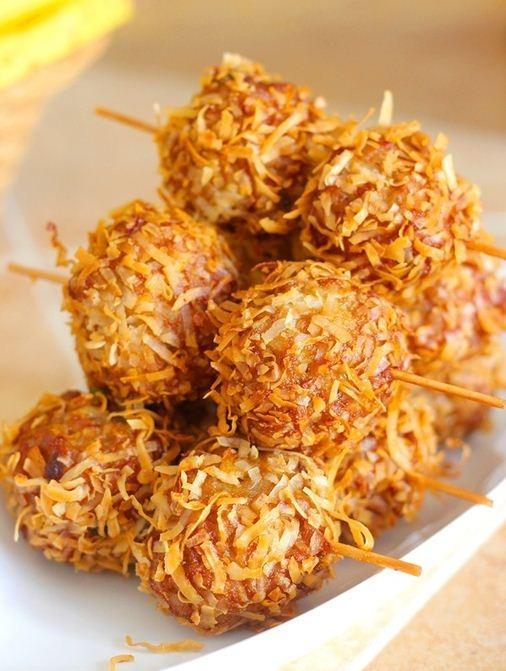 Nhâm nhi với trứng bọc thịt chiên giòn rụm cực ngon