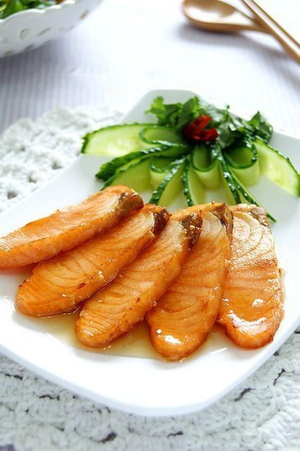Những món ngon từ cá hồi