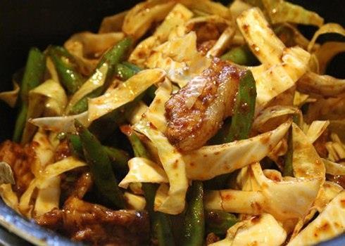 Những thực phẩm không nên nấu với thịt lợn