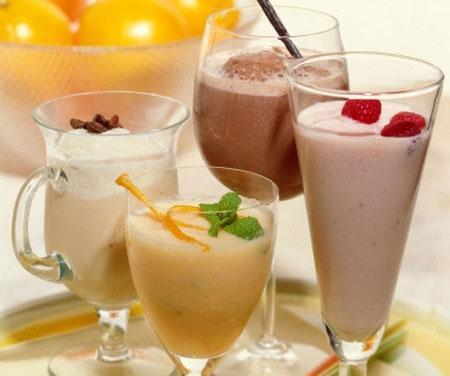 Những thực phẩm nên ăn khi ốm nghén