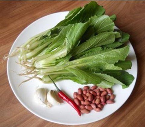 Nộm cải canh lạ miệng dễ ăn