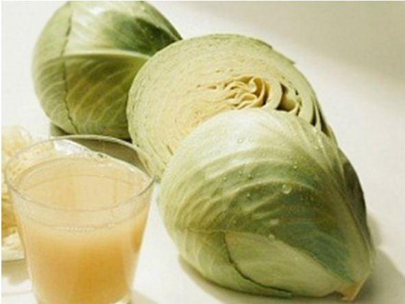 Nước ép bắp cải rất có lợi cho phụ nữ mang thai