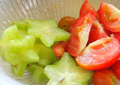 Rau trái tự nhiên chứa axit có thể gây sỏi thận