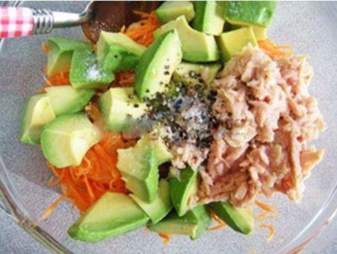 Salad cà rốt - làm nhanh ăn ngon