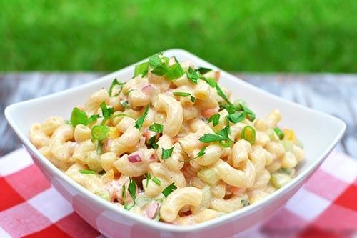 Salad nui bắt mắt ngon miệng