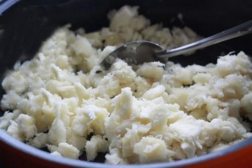 Sắn trộn dừa - món ăn vặt mới cho mùa lạnh