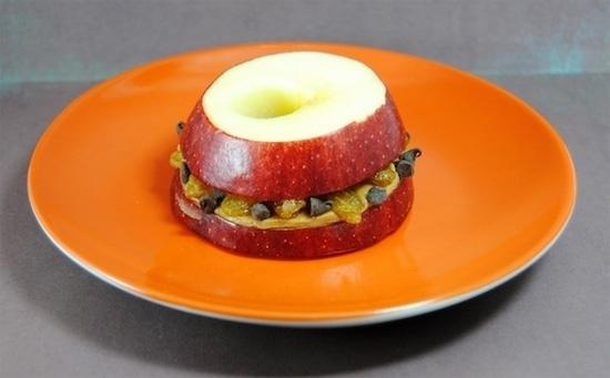 Sandwich hấp dẫn cho người ăn kiêng