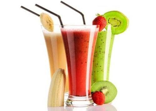 Sinh tố hoa quả làm tăng bệnh tiểu đường